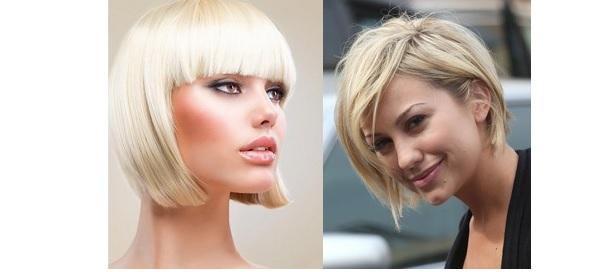 Стрижки на средние по длине волосы