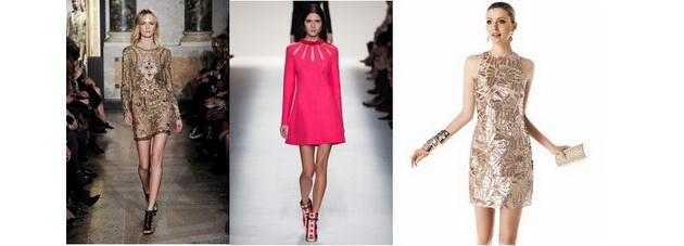 Платье на новый год 2016 для девушки