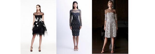 платье коктейльное 2015