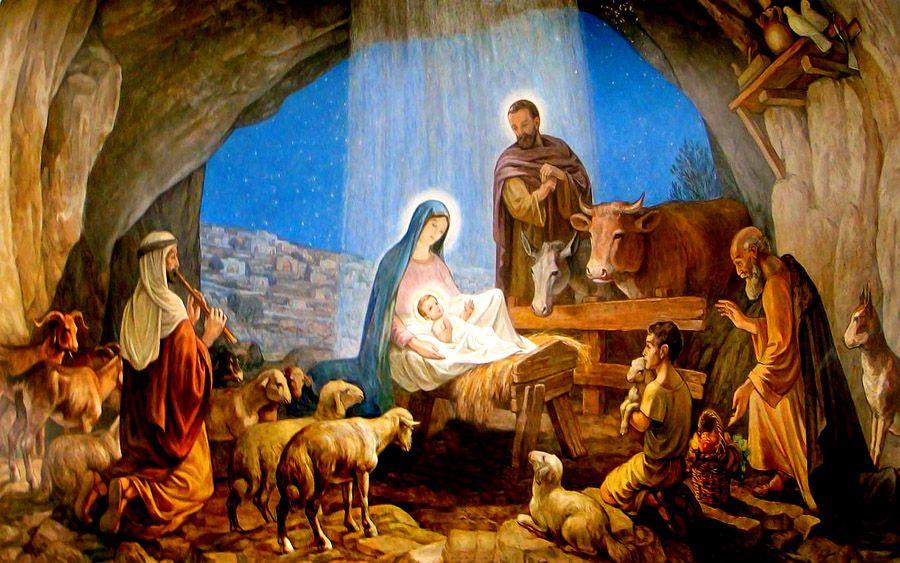 Поздравления с рождеством христовым в 2020 году